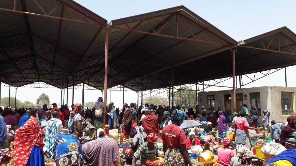Ausflug nach Arusha
