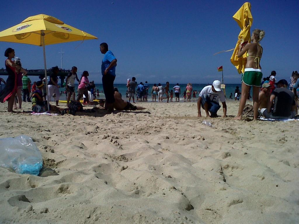 Urlaub und Neujahr in Südafrika